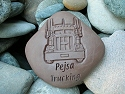 pejsa trucking truck rock