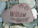 willow pet memorial